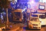 فیلم/حمله مسلحانه به باشگاه شبانه در استانبول