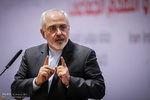 Blaming Iran won't end disaster, says Zarif to Pompeo