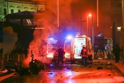 عشرات القتلى والجرحى في تفجيرين باسطنبول