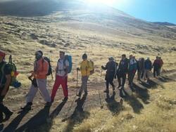 دو کوهنورد گمشده در کوههای بیرمی پیدا شدند