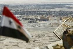 الجیش السوري يتقدم نحو تدمر