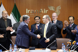 Iran Air, Boeing sign $16.6b deal