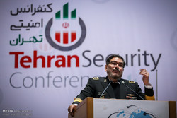 Iran security doctrine based on soft power, second strike