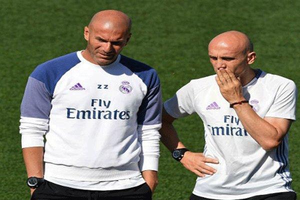 رکورد تازه رئال مادرید با سرمربیگری زین الدین زیدان