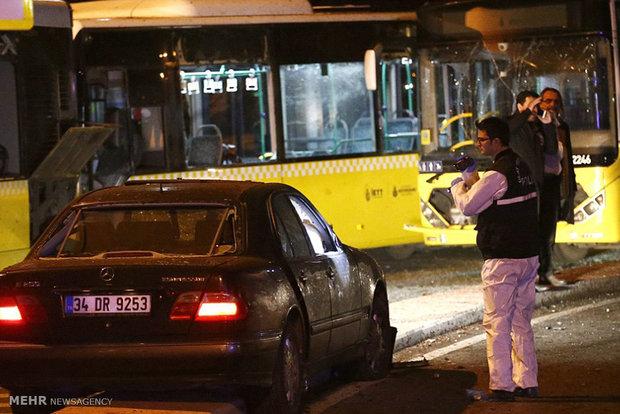 انفجارهای تروریستی در استانبول
