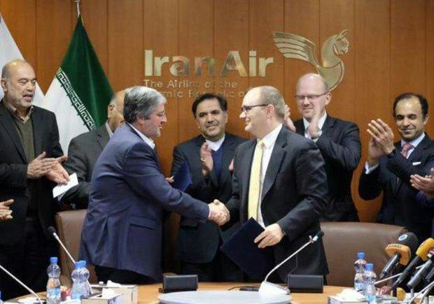 Boeing İran'a 80 uçak satacak