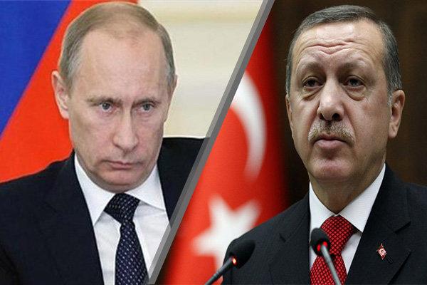Erdoğan ile Putin telefonda Afrin'i konuştu