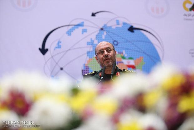 Iranian Defense Minister Hossein Dehqan