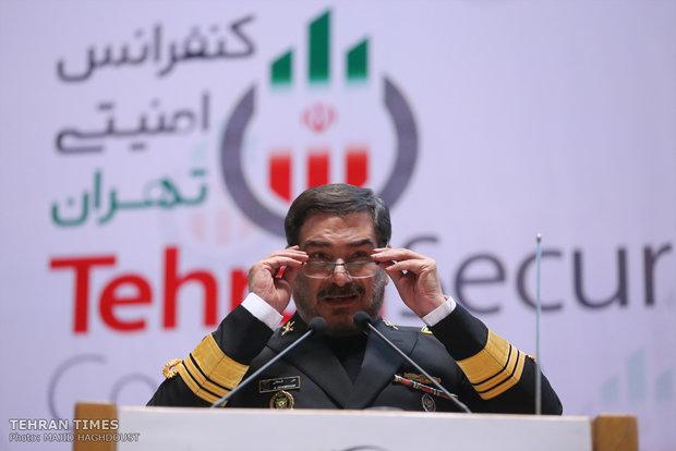 Secretary of the Supreme National Security Council Ali Shamkhani