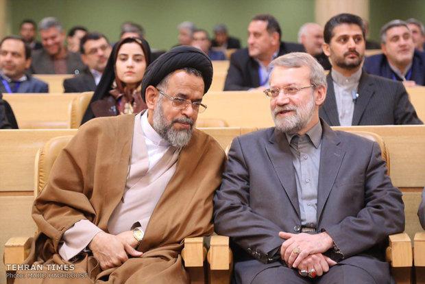 Ali Larijani, Seyed Mahmoud Alavi