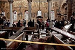 انفجار بمب در کلیسای جامع قاهره