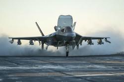 لاشه جنگنده اف-۳۵ ژاپنی در اقیانوس آرام پیدا شد