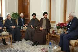 Zarif sees Iran-Iraq ties role model for ME