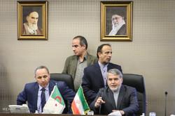دیدار وزرای فرهنگ ایران و الجزایر