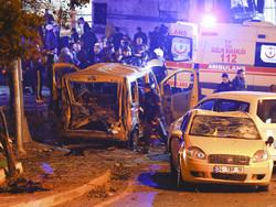 Bombing Istanbul