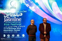 Jasmine Intl. Filmfest. opens in Ramsar