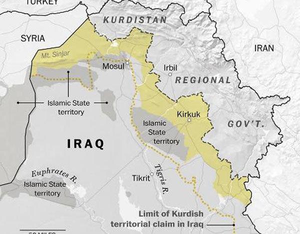 قناة جديدة في العراق رفضا لاستفتاء كردستان