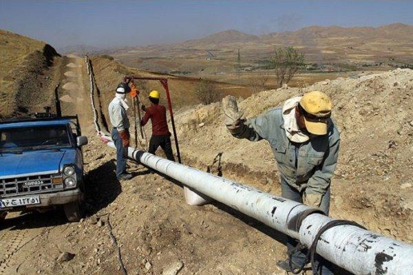 پروژه گازرسانی ۴ روستا در آستارا به بهره برداری رسید