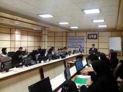 کارگاه آموزشی بهزیستی کرمانشاه