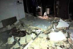 انفجار ساختمان نهاوند
