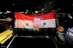 حلب آزاد ہونے پر شامی عوام کا جشن و سرور