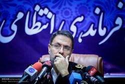 نشست خبری سردار مهماندار رییس پلیس راهور تهران بزرگ