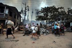 Rohingya genocide