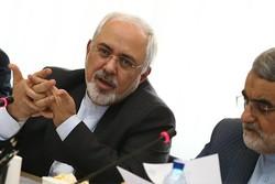 ظریف در کمیسیون امنیت ملی مجلس