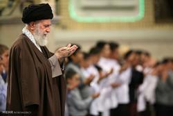 مراسم جشن تکلیف دانش آموزان در حسینیه امام خمینی(ره)