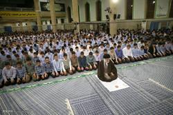 İranlı öğrencilerin dini olgunluk yaşına erme töreni gerçekleşti