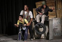 فعاليات وأنشطة لمسرح الأطفال واليافعين في همدان /صور