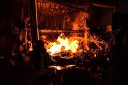 انفجار کپسول گاز در طارم یک کشته و ۲ مصدوم برجای گذاشت