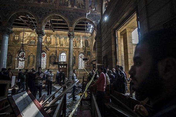 داعش مسئولیت انفجار انتحاری در قاهره را برعهده گرفت