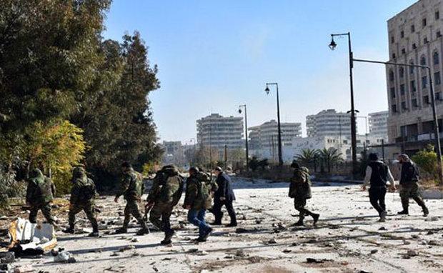 الجيش السوري يعيد الأمن والاستقرار إلى أحياء جديدة شرق حلب