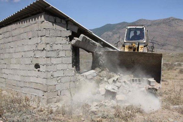 جلوگیری از هرگونه ساختو ساز غیرمجاز در بومهن