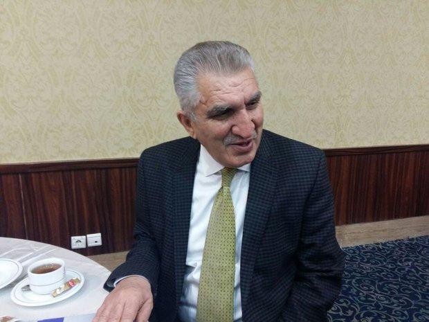 محمد محمود رئیس اتاق بازرگانی سلیمانه عراق