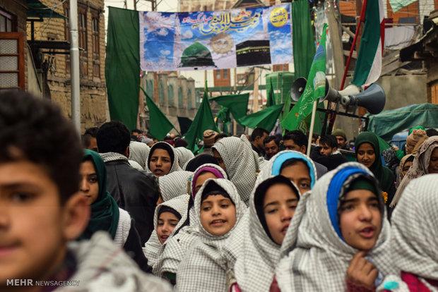 Indian Shias, Sunnis celebrate Prophet Mohammad birthday