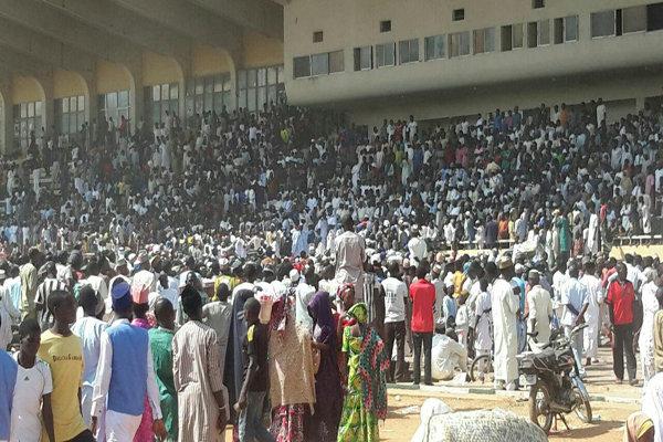 راهپیمایی گسترده شیعیان نیجریه در حمایت از شیخ زکزاکی