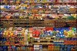 500 طن مواد غذائية صادرات ايران لقطر