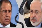 گفتگوی لاوروف و ظریف درباره سوریه