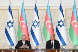 آذربایجان و رژیم صهیونیستی خواهان گسترش همکاریهای دوجانبه شدند