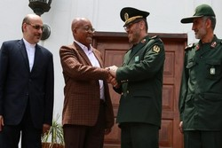 S Africa not to let anyone damage ties with Iran