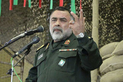 قائد عسكري إيراني: عالم الكفر يريد تشويه الرموز الاسلامية