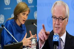 جنگ لفظی حامیان و دشمنان سوریه در شورای امنیت بر سَر حلب