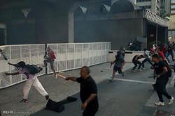 اعتراضات در برزیل