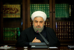 Pres. Rouhani offers condolences over air accident