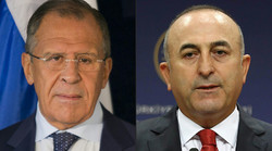Lavrov, Cavusoglu discuss implementation of Syria deals in phone call