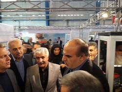 توسعه روابط کرمانشاه باعراق/فضای فعلی نمایشگاه استان مناسب نیست