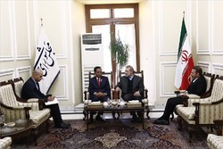Iran, Indonesia to address 'Islamic world pressing issues'