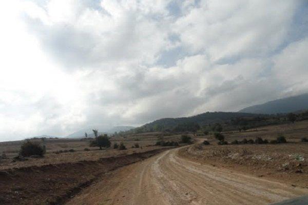 بشاگرد از جاده های آسفالت محروم است/ ۱۵۰۰ کیلومترراه روستایی خاکی